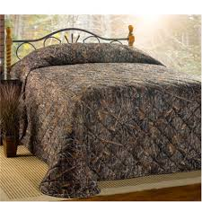 delectably yours com conceal brown camo quilted bedspread