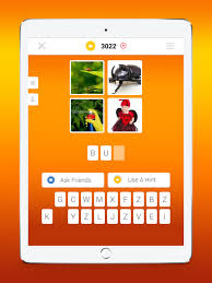 guess the word 4 pics 1 word on the app store