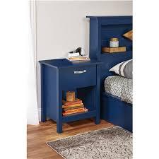 ameriwood furniture river layne nightstand blue