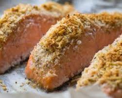 comment cuisiner le pavé de saumon recette de pavé de saumon en croûte de noisettes