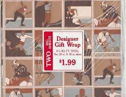 manly wrapping paper new vintage studio