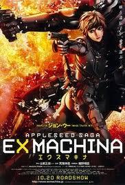 ex machina poster appleseed ex machina 2007 imdb