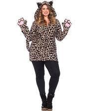 Size Halloween Costumes 4x Leg Avenue 85313x Size Cozy Leopard Costume 3x 4x Ebay