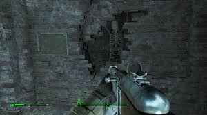 Fallout 3 Map With All Locations by Over 10 Easter Eggs You Might Have Missed In Fallout 4 Dorkly Post