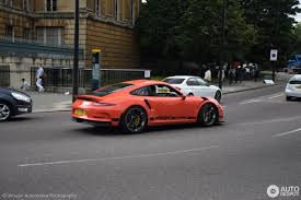 porsche gt3 rs wrap porsche 991 gt3 rs 10 august 2016 autogespot