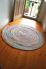 Home Decor Using Recycled Materials Best 25 Rag Rug Tutorial Ideas On Pinterest Homemade Rugs Rag