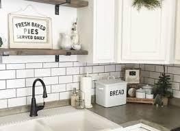 Backsplashes Wood Furniture Kitchen Backsplash Clean Subway Tile by White Subway Tile Kitchen Backsplash Home Design Ideas