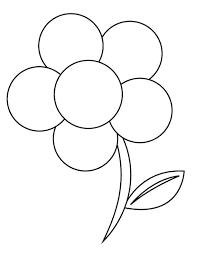 coloring pictures of flowers to print coloring flower pages bcprights org