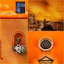 Orange Color by Color Crazy Orange Ania Archer