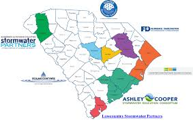Clemson University Map Regional Consortiums Clemson University South Carolina