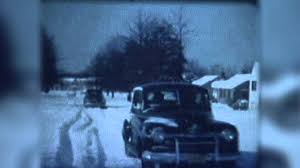 thanksgiving weekend weather weather history thanksgiving blizzard of 1950 youtube