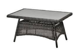 Jysk Bar Table Table Falkenberg 81x124 Alu Artwoo Petan Jysk