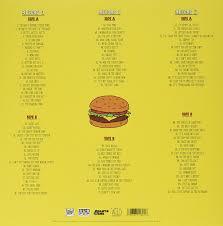What Is 1 75 Bath by Bob U0027s Burgers The Bob U0027s Burgers Music Album 3 Lp 7