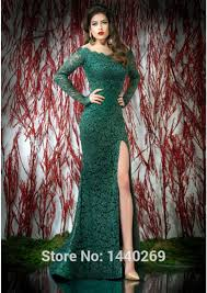 long sleeve evening dress picture more detailed picture about