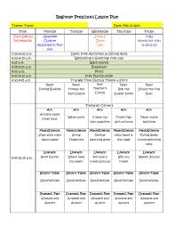 kindergarten lesson plans week one heidi songs science plan