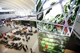 Lax Gate Map Chill Out At Lax Try These Airport Spots For A Relaxing Massage