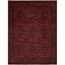 Rectangle Rug Purchase Online World Menagerie Alban Hand Knotted Rectangle Wool
