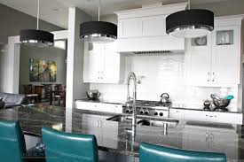 White Kitchen Cabinets With Black Granite Wood Floors In Kitchen With White Cabinets Black Granite