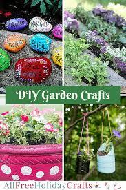 Garden Crafts Ideas 46 Garden Crafts Diy Planters Flower Pot Crafts And More Diy