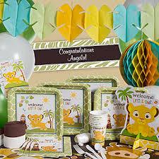 lion king baby shower theme disney lion king baby shower themed party supplies baby shower