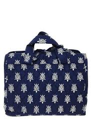 Kentucky Travel Products images Vera bradley turtles travel organizer from kentucky by mimi 39 s gift jpg