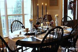 Dining Room Decorating Ideas by Gothic Ghastly U0026 Gory Halloween Decorating Ideas Atta Says