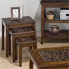 jofran baroque end table jofran baroque nesting table 698 7
