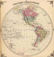 Blank World Map With Longitude And Latitude by Maps World Map Western Hemisphere
