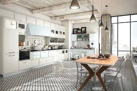 photo de cuisine blanche deco cuisine blanc et bois cuisine blanc gris et deco cuisine blanc