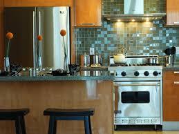 Contemporary Kitchen Backsplashes 15 Kitchen Backsplashes For Every Style Maple Cabinets Hgtv And