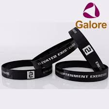 rubber wristband bracelet images Personalized cool men 39 s rubber wristbands bracelet silicone buy jpg