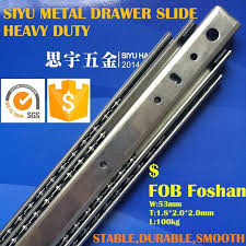 heavy duty drawer slides runners source quality heavy duty drawer
