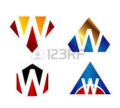 letter u logo design template elements icon set royalty free