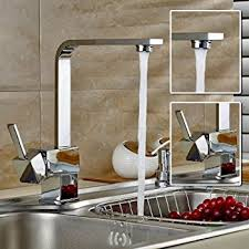 Kitchen Sink Faucet Rozin Single Kitchen Sink Faucet Led Light Sprayer