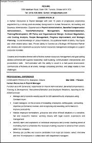 Example Of Resume For Human Resource Position by Resume Templates Hvac And Refrigeration Resume Hvac Resume