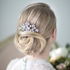 bridal hair comb bridal hair comb wedding and pearl haircomb