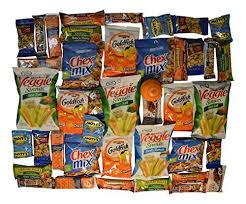 Junk Food Gift Baskets 13 Best Healthy Food Gift Baskets Images On Pinterest Food Gifts