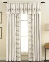 Priscilla Curtains With Attached Valance Grey Chevron Shower Curtain Bed Bath Beyond Shower Curtains