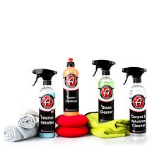 Car Cleaner Interior Adam U0027s Polishes Perfect Interior Detailing Kit Interior Car Cleaning