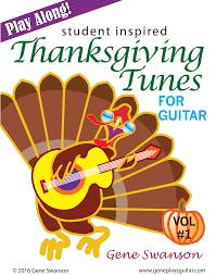 thanksgiving tunes vol 1 gene swanson