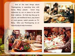 thanksgiving day thanksgiving day is a national celebrated
