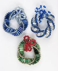How To Make Christmas Ornaments Out Of Beads - the beading gem u0027s journal how to make beaded boxes beaded
