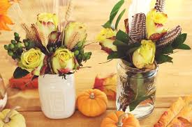 jar flower arrangements tips for autumn floral arrangements a beautiful mess