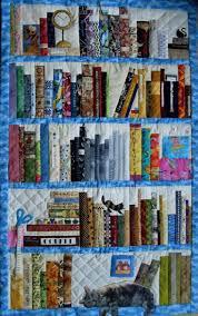 110 best bookshelf quilts images on pinterest sewing ideas