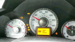 check engine light just came on problems with my new honda june 2013