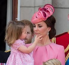 catherine duchess cambridge princess charlotte cambridge