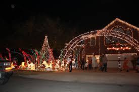 the adair family christmas lights