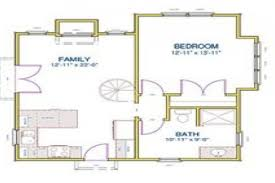 cottage floor plans small 17 modern loft floor plans small cottage house plans small house