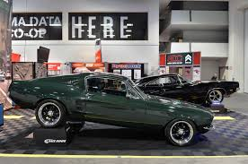 car suspension sema 2013 hotchkis debuts a new classic mustang suspension system