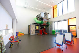 keep your kids active all winter long in the indoor playground at